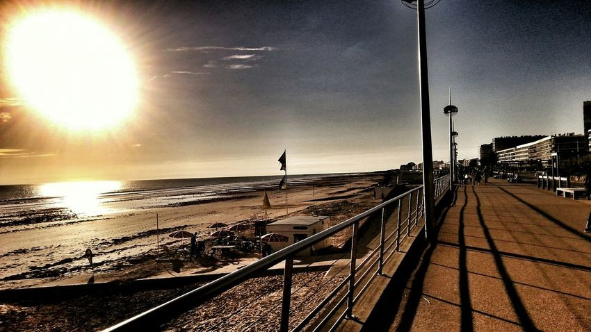 Summertime Life Is A Beach Sea Sunrise Hollidays Nature Light And Shadow