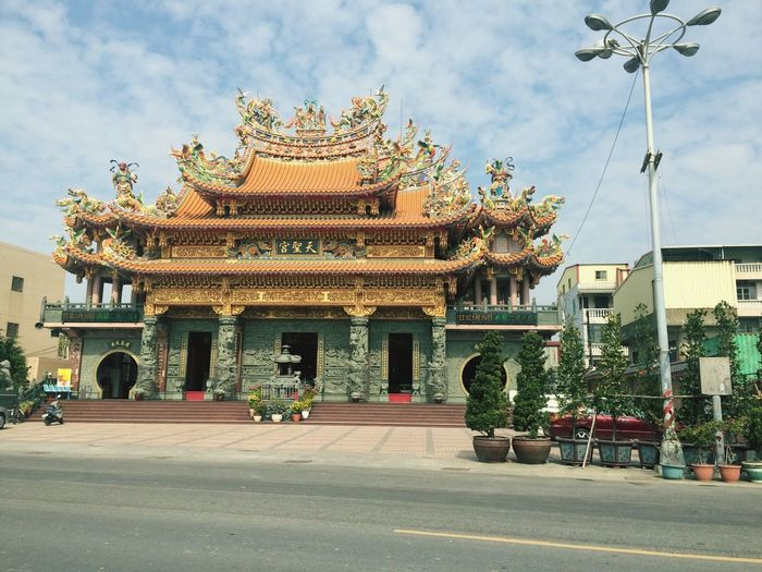Asian Culture 天后宫