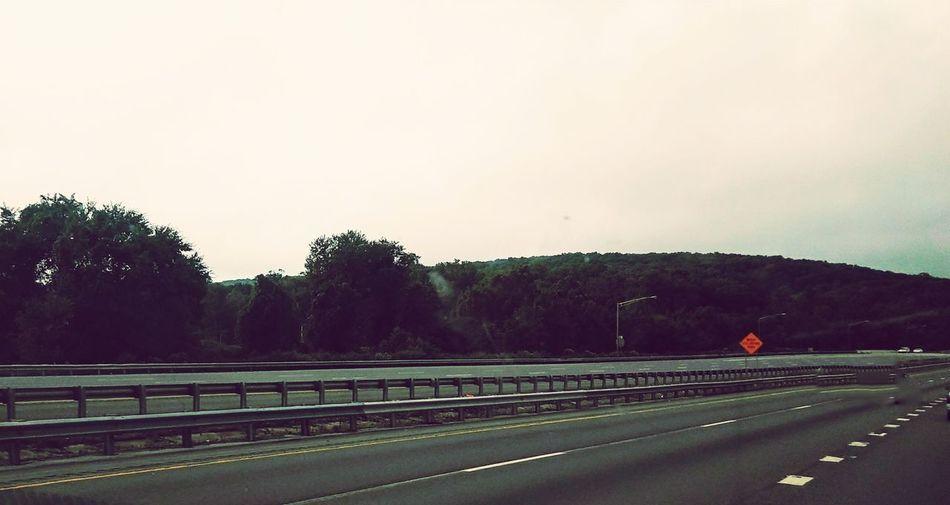 Highway Road Trip