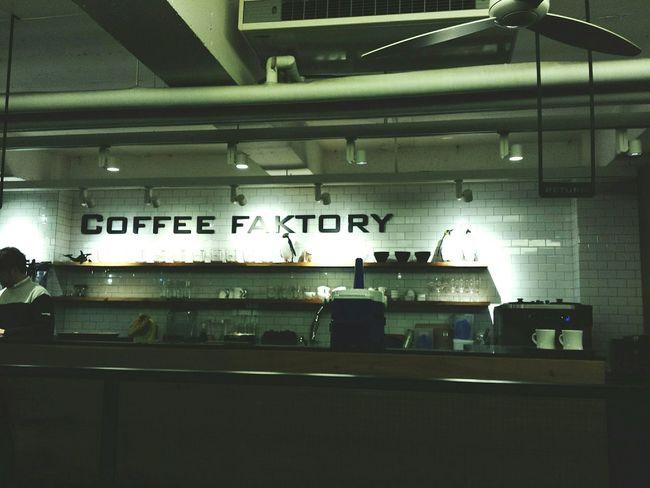 韓国はカフェが多い。 Korea Soul City Coffee Shop Coffee Time