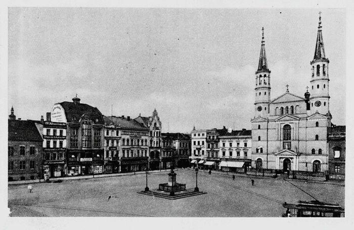 Stary Rynek Bydgoszcz, Poland  History Place Capturing History Historia Polska Oskarjursza Oski
