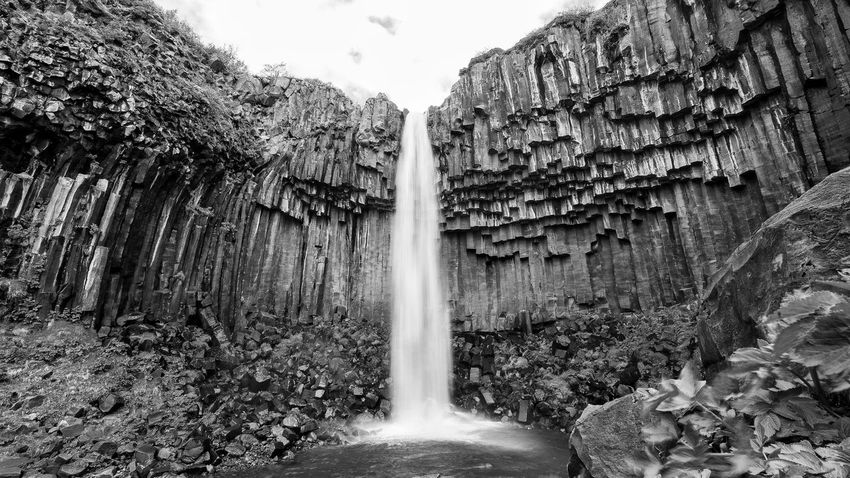 Learn & Shoot: Balancing Elements Iceland Iceland_collection Nature Nature Photography Water_collection Svartifoss Columnar Basalt Basalt Columns Certainly this is one of the most beautifull waterfalls i have seen! Landscapes With WhiteWall Beautifully Organized Finding New Frontiers