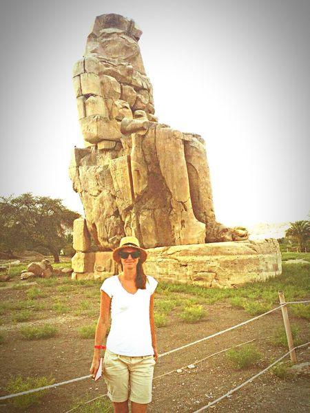 Wunderschöner Ausflug in Luxor Hello World
