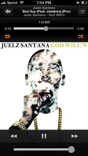 Bumpin To #GodWilln