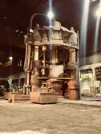 Illuminated Architecture Built Structure Night Building Exterior No People Industry Lighting Equipment Nature Factory Technology Old Outdoors Machinery Light Beam Light - Natural Phenomenon Lens Flare History Building Metal Industry