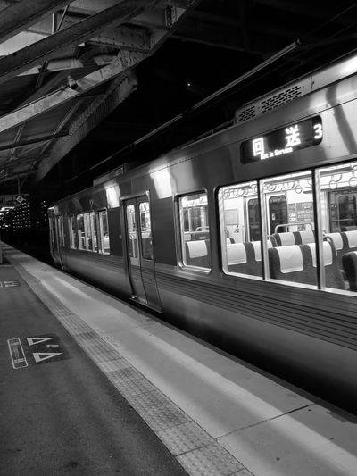 帰ります。 Transportation Railroad Station Platform Public Transportation Go Home