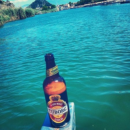 Tuborg MTB Köyceğiz Life Boat Beer Hayat