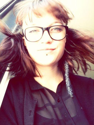 Vent That's Me Portrait