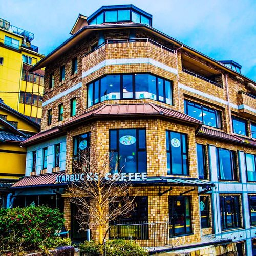 EyeEm Best Shots Starbucks Coffee Soylate Kyoto Europian