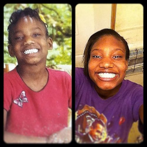 Before And After! I See No Change Tho.