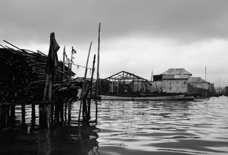 Timber TheWeekOnEyeEM Streetphotography Blackandwhite Water Nautical Vessel Sky Sea Nature Architecture Cloud - Sky Mode Of Transportation No People Building Exterior Sailboat Day Waterfront Rippled Transportation Wood - Material Built Structure Outdoors