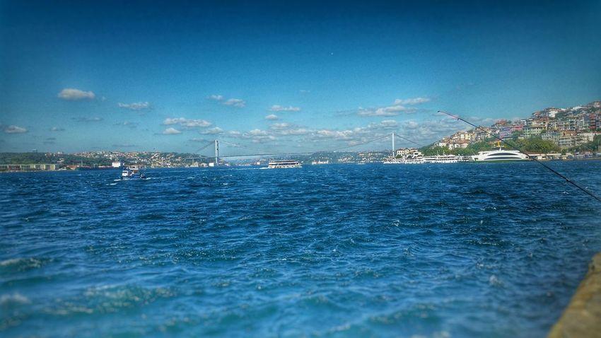 Boğaz Köprüsü Istanbul Turkey