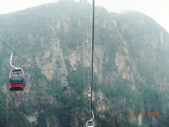 Sky Cable Car Langkawi Nature Gateway To A Paradise Exotic Beauty  Touch The Sky