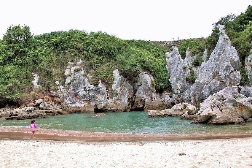 Idyllic Tranquil Scene Beach Beauty In Nature Nature EyeEm Hi!! Hello World El Tiempo Detenido EyeEm Gallery Scenics Calm Tranquility Water Niñaenlaplaya
