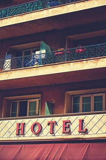 Hotel Lafayette balcony in the centre of Nice France Architecture Built Structure Building Exterior Window Day City City Life Cityscape Cityscapes City Street Balcony Hotel Hotel View Flowers Sign Neon Sign Daylight Urban Streetphotography Streetlife EyeEm Selects Red Geometry Côte D'Azur