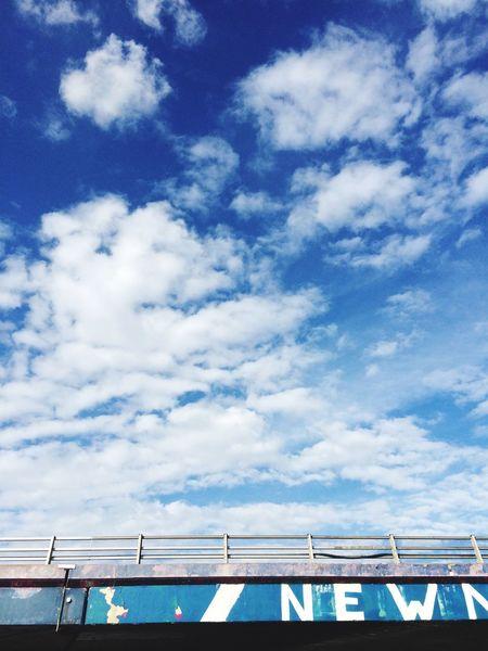 Clouds Stratocumulus Newnham Sky Bridge