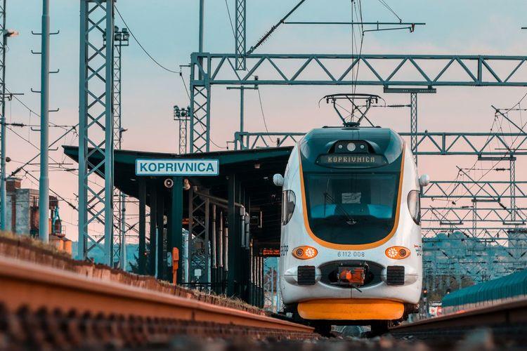 Train at
