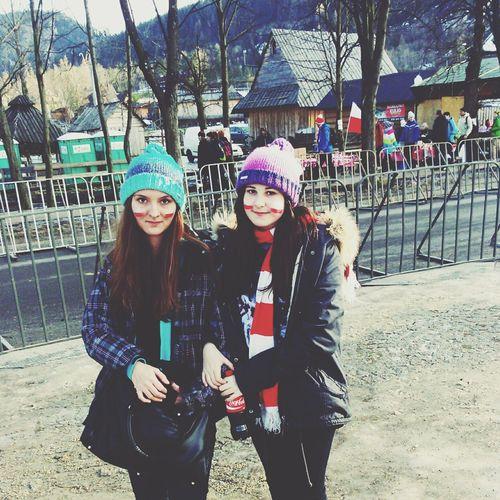 Zakopane Poland Myparadise Hello World Skijumping Love Friends