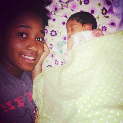 My Teedy baby & I