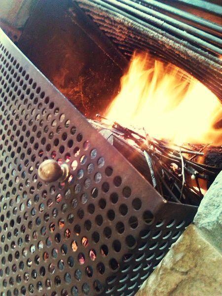 Bona tarda Fire Llardefoc Llar De Foc