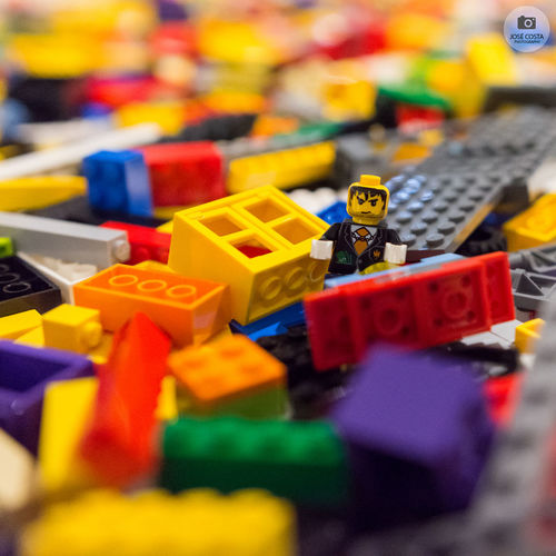 The Color Of Business LEGO Legophotography Multi Colored Selective Focus Collection No People Colorful Hobbies
