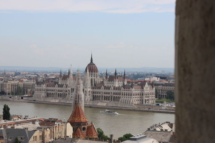 <3 Budapest Architecture Budapest, Hungary Building Exterior City City Escape Cityscape Cloud - Sky Cultures Danube Danube River Day Government Hungarian Parliament Building No People Orszaghaz Outdoors Politics And Government River Sky Summer Travel Destinations View View From Above