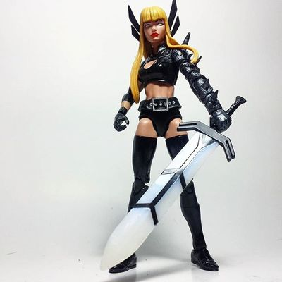 Soulsword Magik Xmen Mutant Marvel Marvellegends Marvelcomics Toys Toyphotography Toypizza Toysarehellasick Toycollector Toycommunity Toycollection Thefigureverse Ata_dreadnoughts ATA_MARVEL Toyslagram Toyunion Toyartistry_elite Bookofvishanti