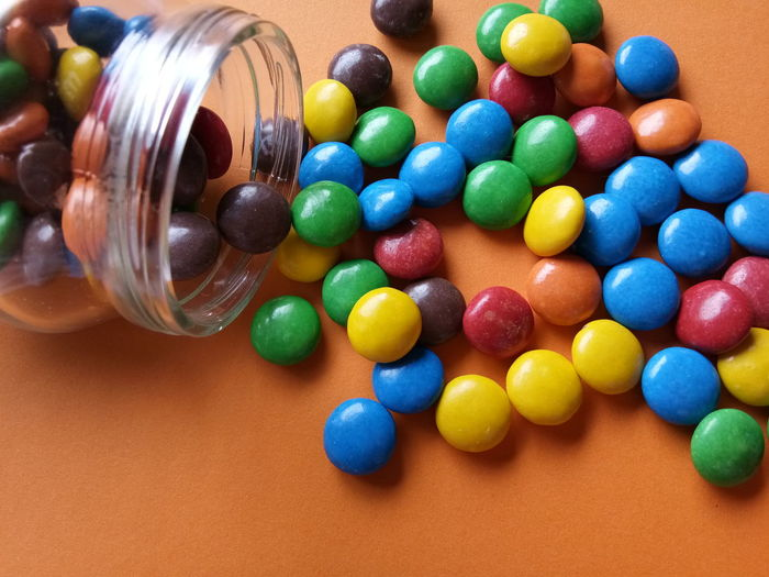 EyeEm Selects Multi Colored Candy Choice Dessert Variation Sugar Studio Shot Table Close-up Sweet Food