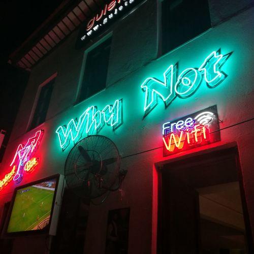 Why Not ShishaLounge Shisha Lounge Bar Marmaris, Turkey Best Shisha Lounge!