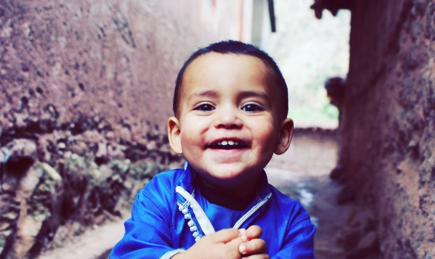 LIFE Children Happy Child Little Life Atlas Mountains Portraits Berbere Hautatlas Maroc Morroco EyeEm Selects