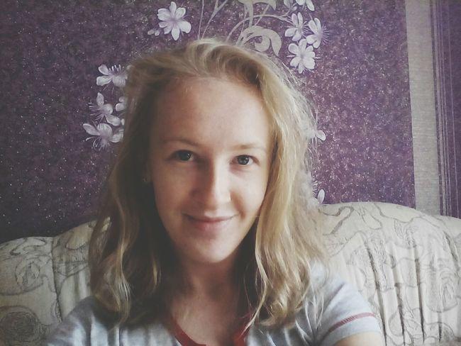 Naturally Hello World blonde girl Naturally