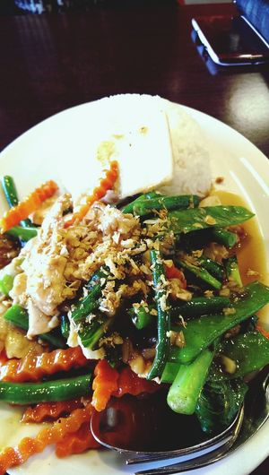 Lunch is served! Yunmyfood Lunch Time! Thai Food Food Photography