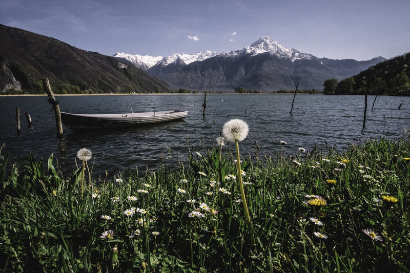 Nature Nature Photography Beauty In Nature Italy Lake Lake View Landscape