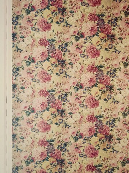 Wallpaper Ceiling Floral Floral Pattern Close-up Symmetry Roses Ipod