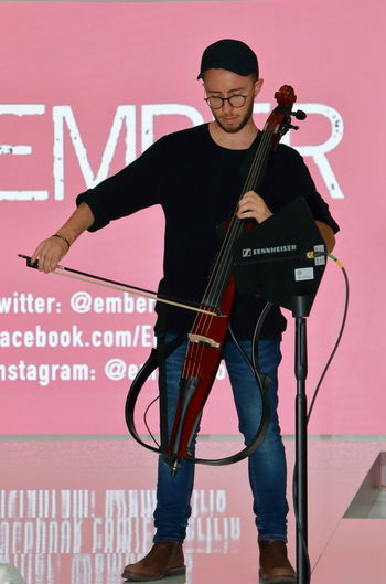 Ember trio live at the Canary Wharf Fashion event Canary Wharf Fashion Event Live Music Live Music Photography London Music Indoors  Men Musical Instrument Musician People Real People