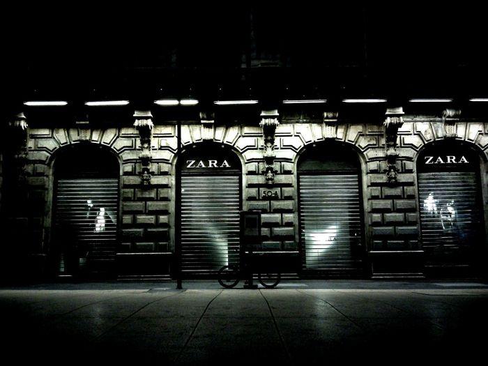 Photography Zara Cdmx Fredymarin Mexico City Arquitecture