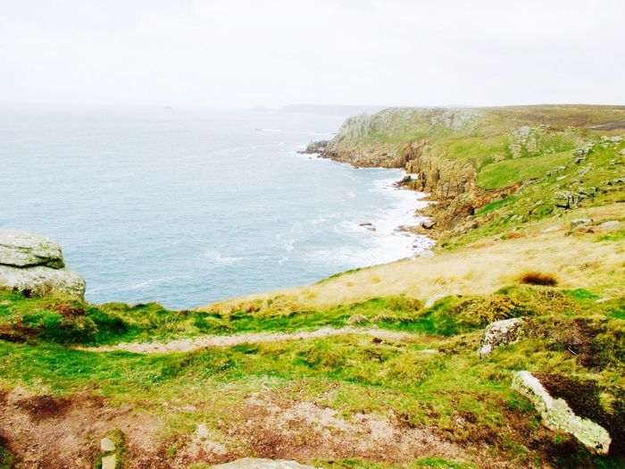Land's end :) Poldark shot scenes :) Poldark