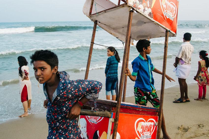 Chennai, India The Street Photographer - 2017 EyeEm Awards