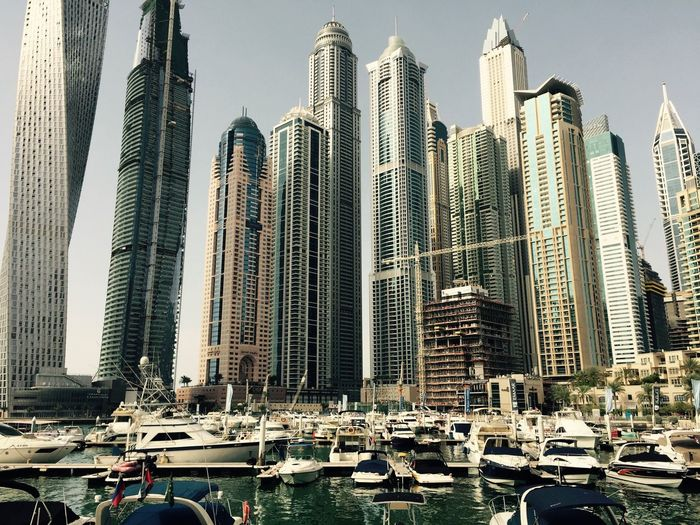 Compliance And Ethics Dubai Dubai Marina Dubai Skyline Marina View Robin Singh Robin's Picture Skyscrapers