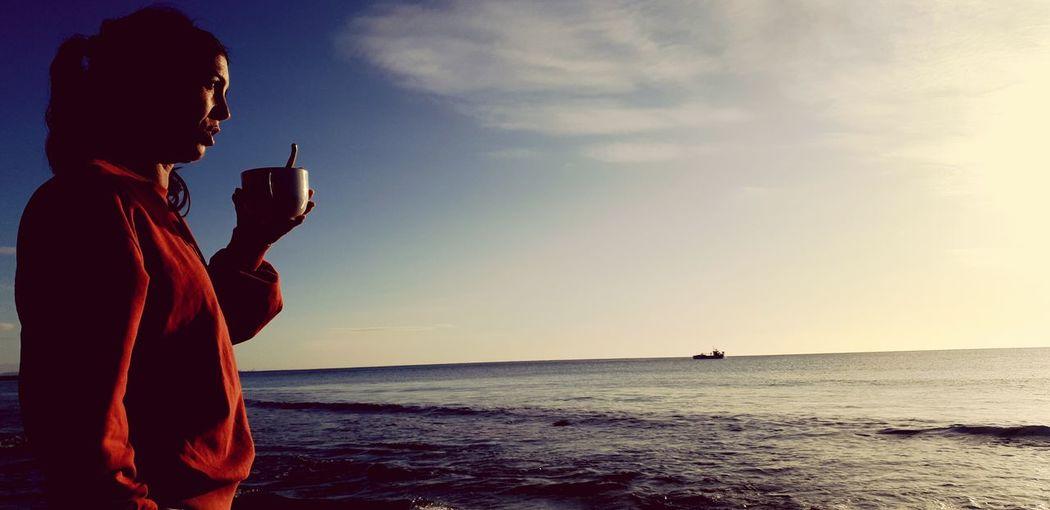 Sea Women Beach