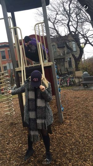 When that Playground Life gets real MTL Montréal Habs