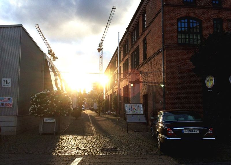 Byebye Ggh HolidaysAreComing Workinglife Sundown Architecture