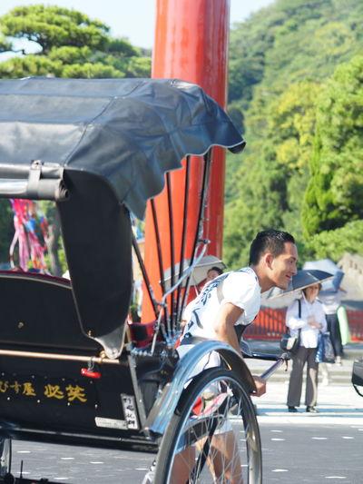 人力車 Taking Pictures Taking Photos People Photography Streetview Street Streetphotography Japanese Shrine