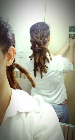 Dreadlocks Dreadlock Girl New Style Today's Hot Look I'm In Love With Me