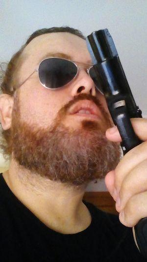 Only Men Beard