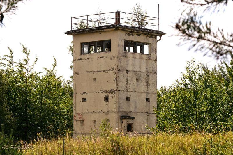 DDR Grenze Lostplaces Lostplace Lost Places Alter Grenzübergang