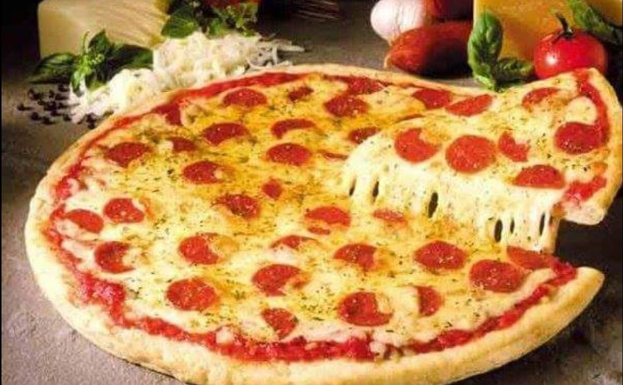 Hello World Pizza Hut  With My Mommy❤ Cheese! Miam! Love♡ Enjoying Life Loveeating Instagood