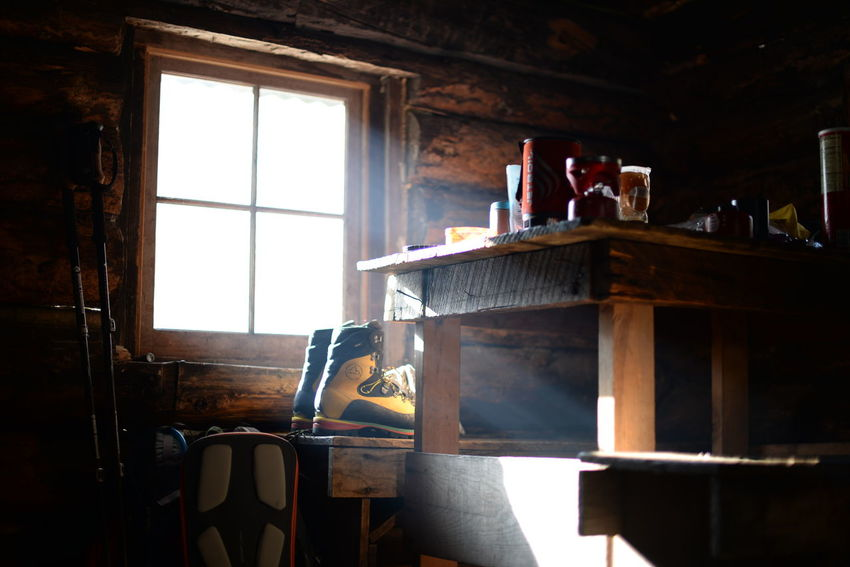 Abandoned Adventure Cabin Damaged Hiking Indoors  Old Outdoors Window Wood Wood - Material Woods