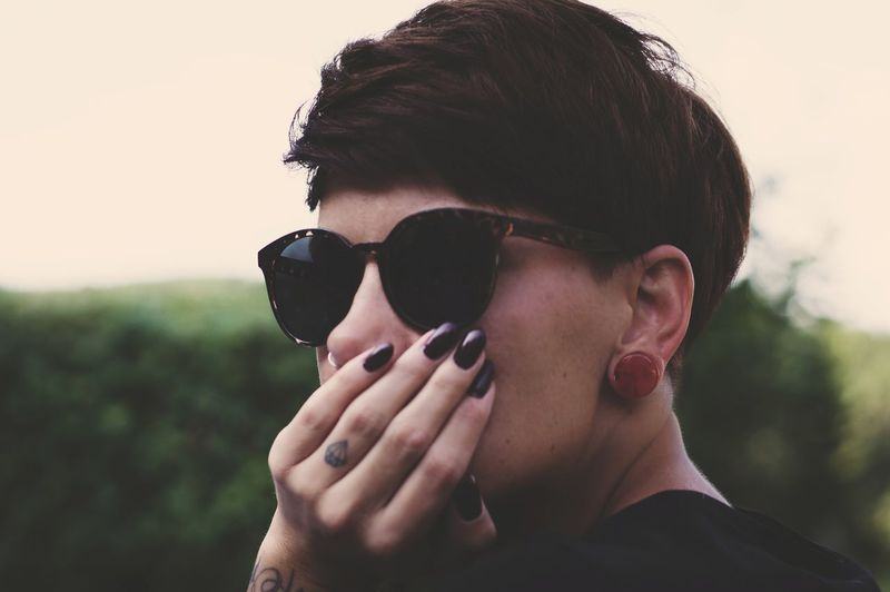THE BOSS| Sunglasses Headshot People Adult Girls With Tattoos Portrait Young Women Beauty Summer Outdoors Beautiful People Women Beautiful Woman Day Life Freshness EyeEm Gallery EyeEm Best Edits Fresh On Eyeem  EyeEm Best Shots Tattoo Tattoomodels Lifestyles Real People EyeEm Selects Breathing Space