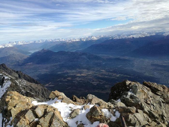 EyeEm Selects Mountain Snow Cold Temperature Winter Sky Landscape Mountain Range EyeEmNewHere